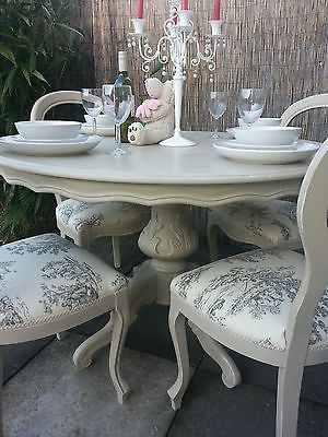 dining chairs nz lounge chair legs sydney 7 idee per un tavolo in stile shabby chic, provenzale o country - arredamento