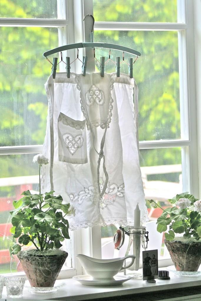 La primavera Shabby Chic alla finestra idee romantiche per arredarla  Arredamento Provenzale