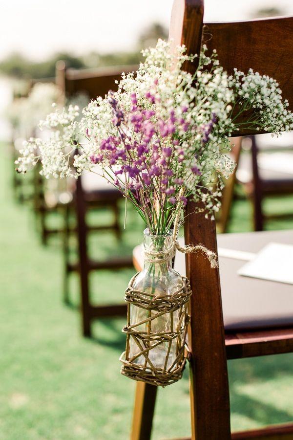 I fiori nel matrimonio Shabby Chic  Arredamento Provenzale