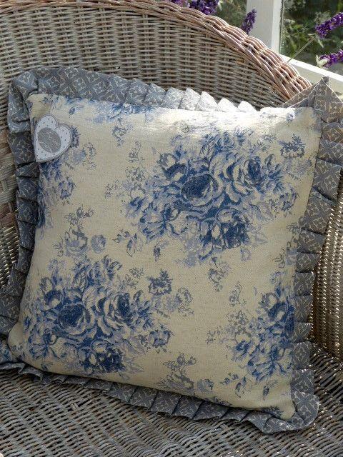 Consigli per accessori Shabby Chic azzurri firmati Blanc Maricl  Arredamento Provenzale