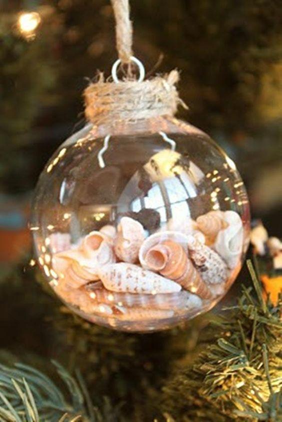 8 idee per decorare con le conchiglie in stile Shabby Chic