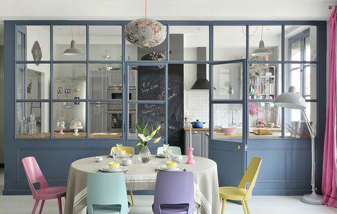 Colori in cucina Yes You Can Ecco 5 cucine coloratissime Shabby  Arredamento Provenzale