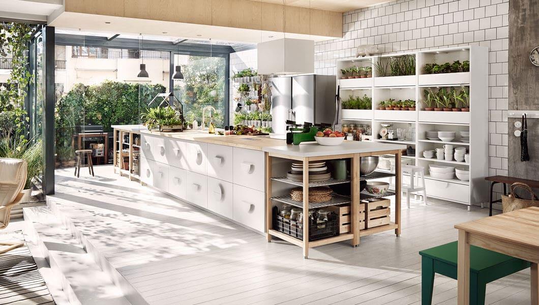 Produzione e restauro di arredi in stile provenzale, shabby chic, romantico. Cucina Country 3 Ikea Arredamento Provenzale