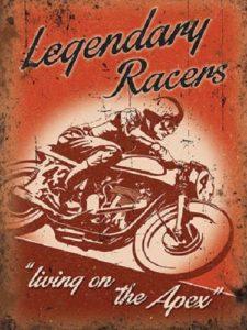 motocicletta vintage