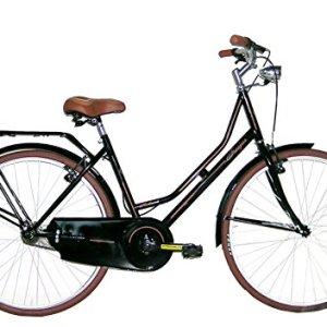 FREJUS Bristol Bicicletta da Citt Donna Nero M