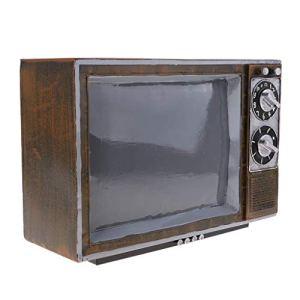 Tubayia Vintage Televisione Modello Fotografia Riquisiti Decorazione per Soggiorno Caf Ristorante