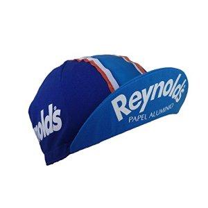Apis Bicicletta Retro Team cap Vintage Fixie Reynolds Blu