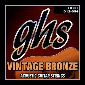 Ghs Corde Vintage Bronze VnL