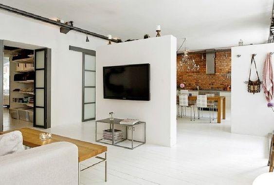 Dove i mobili saranno laccati con colori da definire. Come Dividere La Cucina Dal Soggiorno Arredamicasa It