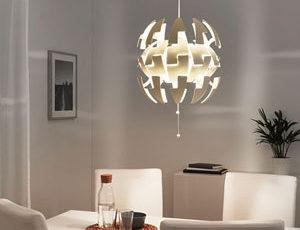 Furniture designers from design within reach, lunar, dror, and more tell us what they buy when they go to ikea. Lampadari Ikea Da Soffito A Led E Da Tavola Arredamicasa It