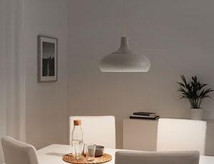 Lampadari Ikea da soffito a led e da tavola