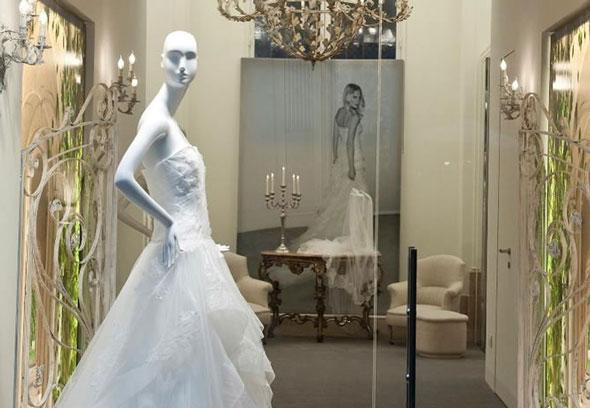 ALBERTA FERRETTI a Roma la prima boutique atelier