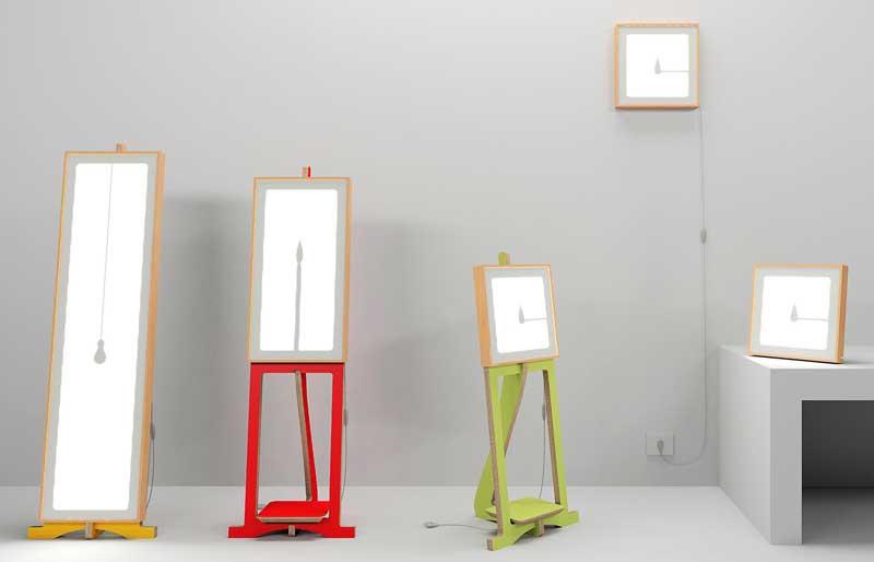 Lampade Keydi design Daniele Podda