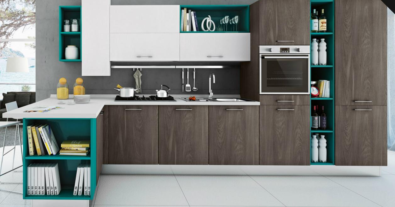 Matheria  Ala cucine  ARREDARE Designed Space