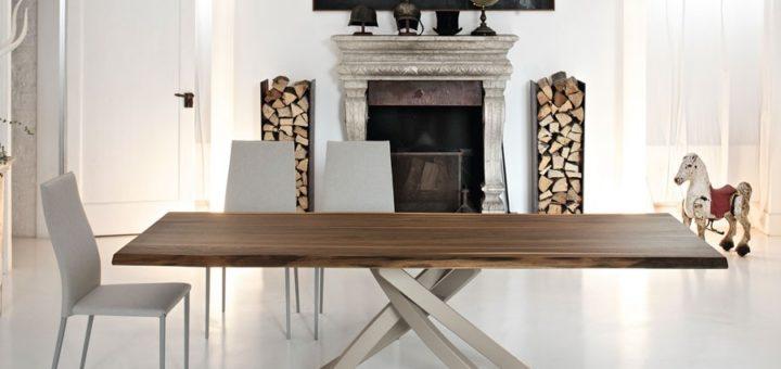 tavoli alti vintage e industriali; Tavoli Allungabili Design Migliori Marche E Prezzo Arredare Moderno