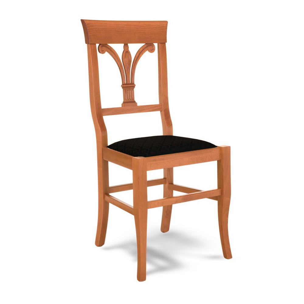 Che cosa distingue un tavolo da cucina. Sedia In Legno Classica Per Cucina Giglio Giglio Arredasi