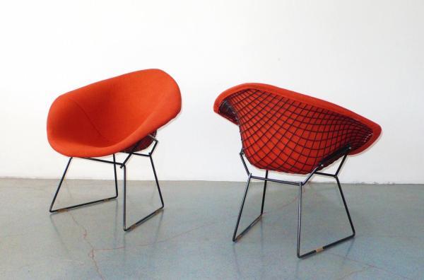 Knoll Harry Bertoia Diamond Chair
