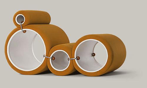Tube Chair  Arredativo Design Magazine