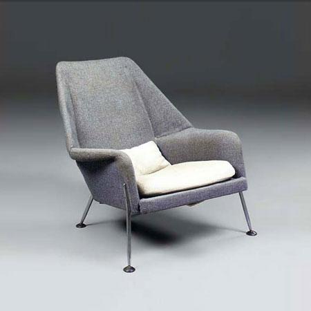 Heron armchair  Ottoman  Arredativo Design Magazine