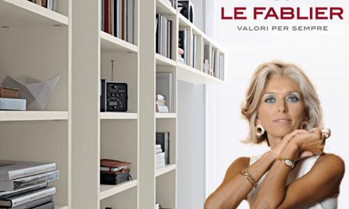 LE FABLIER INSIEME A PAOLA MARELLA  Arredativo Design