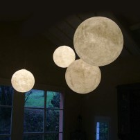 Lampada Luna by IN-ES.ARTDESIGN