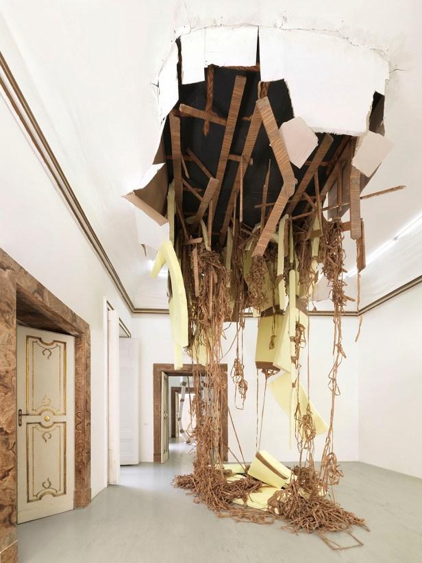 Thomas Hirschhorn - Galleria Alfonso Artiaco