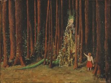07. M. Oppenheim_Die Waldfrau_1939