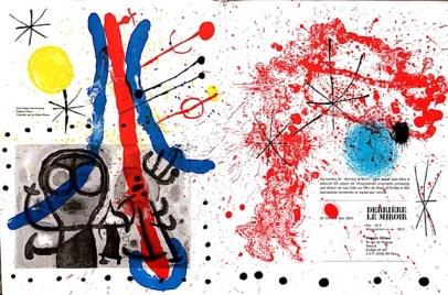 02_Fascicolo 151-152 di Derriere le miroir, con 26 litografie originali di Miro', 1965_2