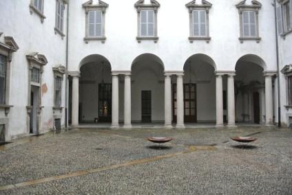 corte interna_ Palazzo Cusani
