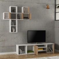 teancum-parete-attrezzata-ripiani-ante-legno-colorato (2)