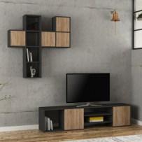 teancum-parete-attrezzata-ripiani-ante-legno-colorato