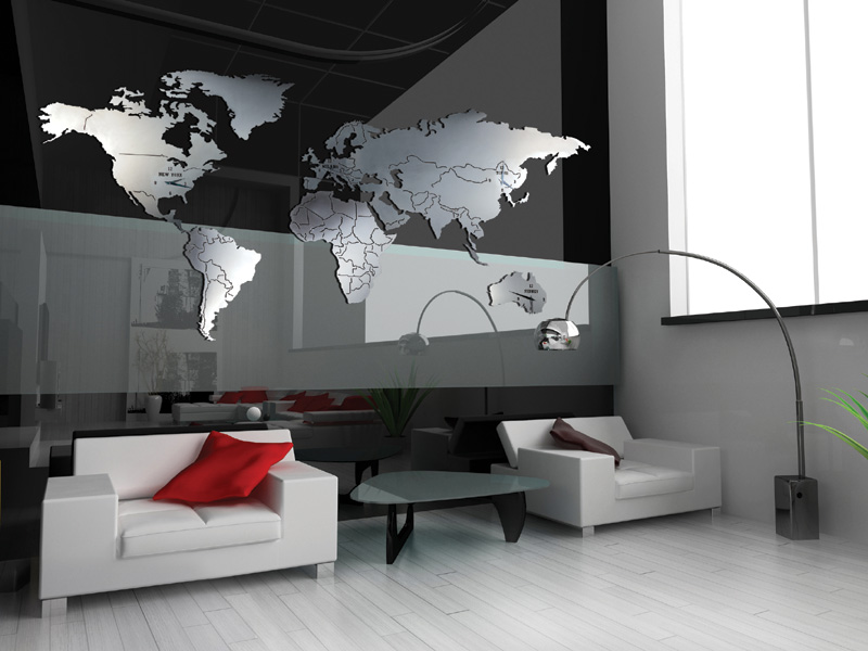 Planisfero  Arredativo Design Magazine