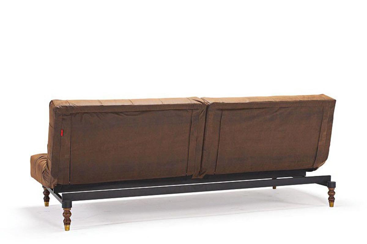 vintage retro style stunning patchwork sofa bed black fabric innovation oldschool sofas