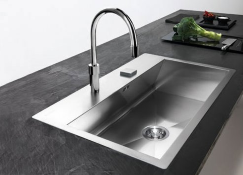 Franke Planario POX 21081  Stainless Steel Sink