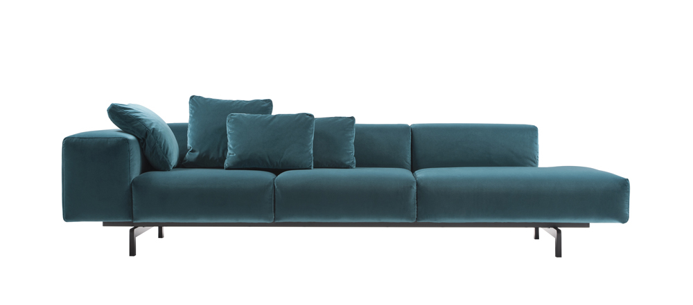largo sofa kartell sleeper mattress denver 7171 -