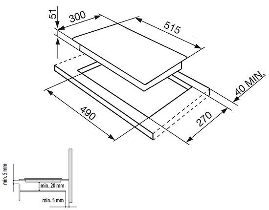 smeg induction hob wiring diagram 1969 toyota fj40 si5322b - electric