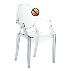 Louis Ghost Chair Cheap Gaming Kartell 5853 Easy