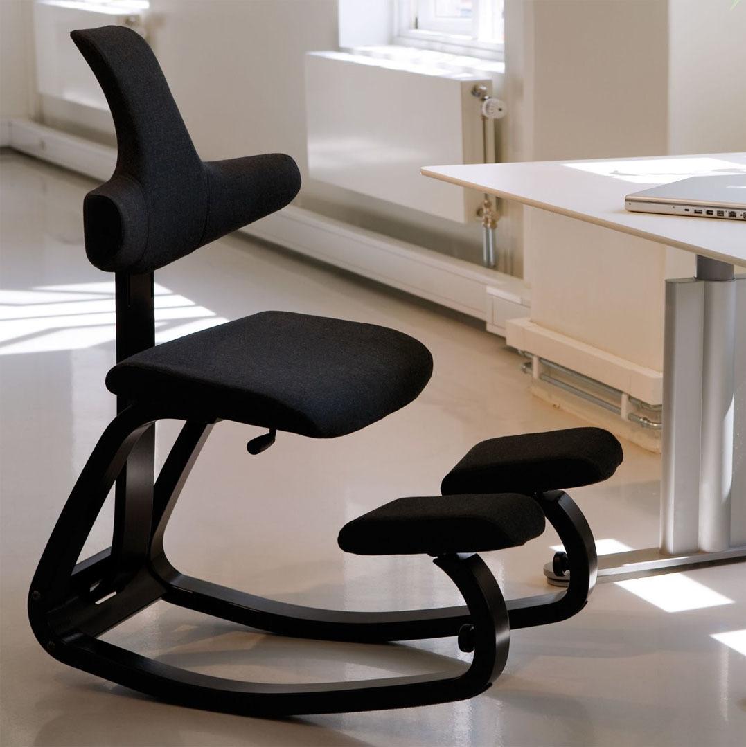 posture chair varier best office for shoulder pain thatsit balans ergonomic