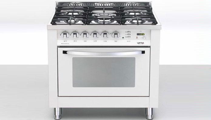 Lofra PBPG96MFTC Bianco Perla  Cucina