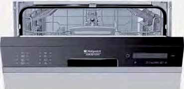 Hotpoint Ariston LLD 8M121 X EU  Lavastoviglie  Incasso