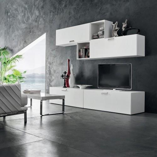 Di legno di abete proveniente da cantieri, pezzi di vecchi mobili e parti di. Mobili Da Soggiorno Per Tv Moderni Otto