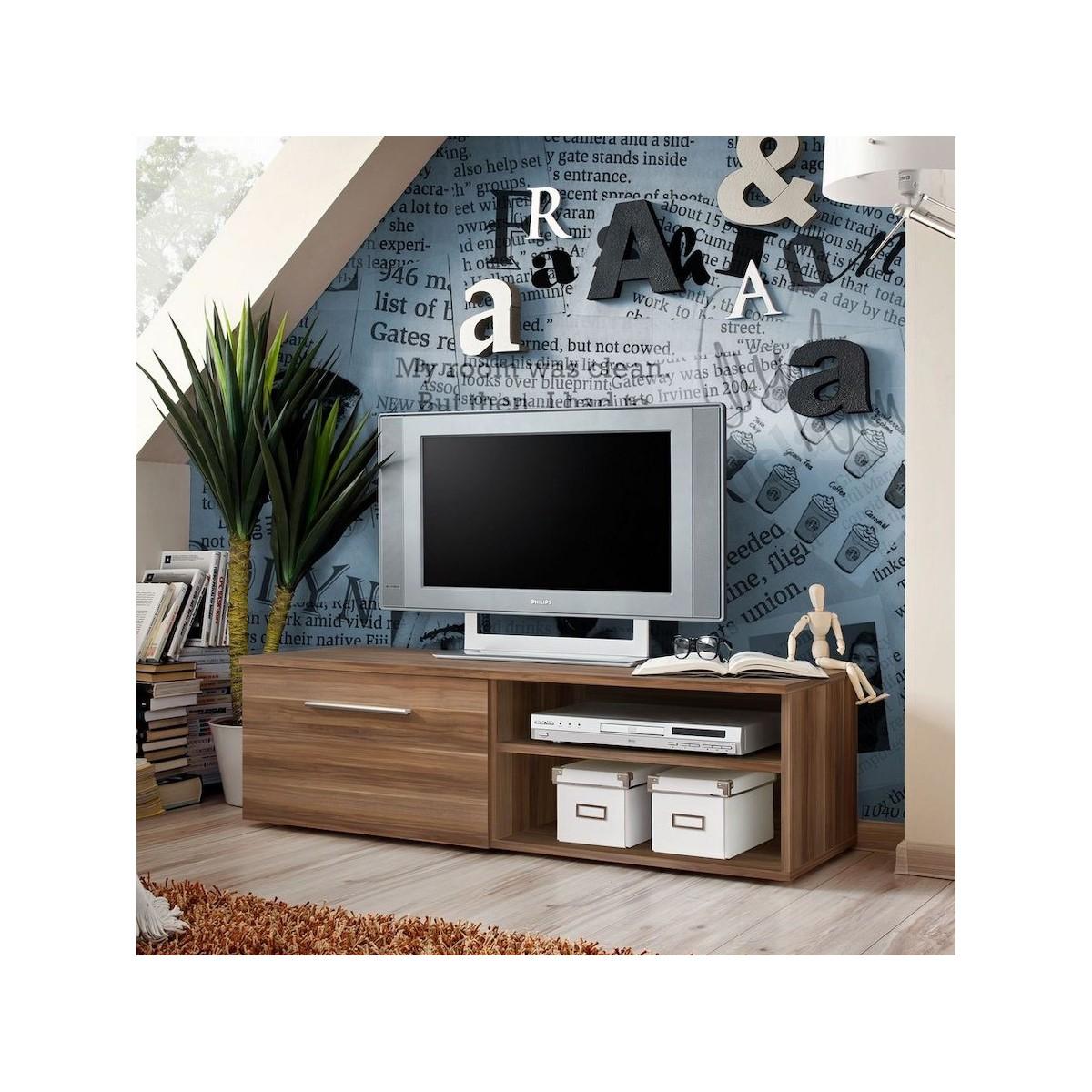 Mobiletto TV per soggiorno o camera da letto Mariel