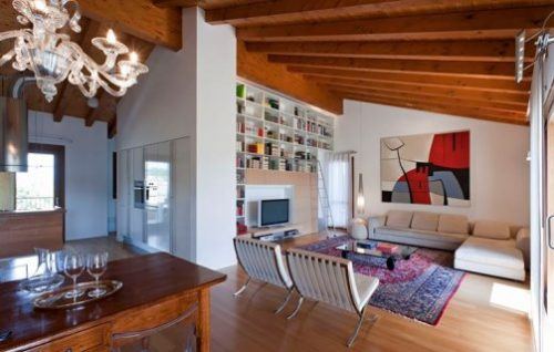 Può risultare complesso realizzare un arredamento che mixi classico e moderno. Mobile Classico E Moderno Insieme Mobili Casa Design E Architettura A Treviso