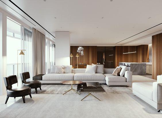 Idee per arredare un soggiorno moderno  Arredi Alvaro