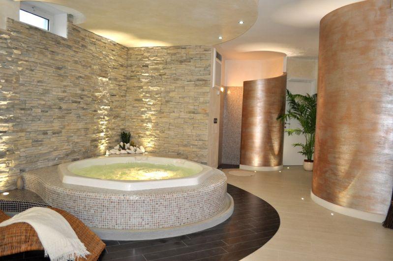 Come creare una spa nel proprio bagno  arrediamonet