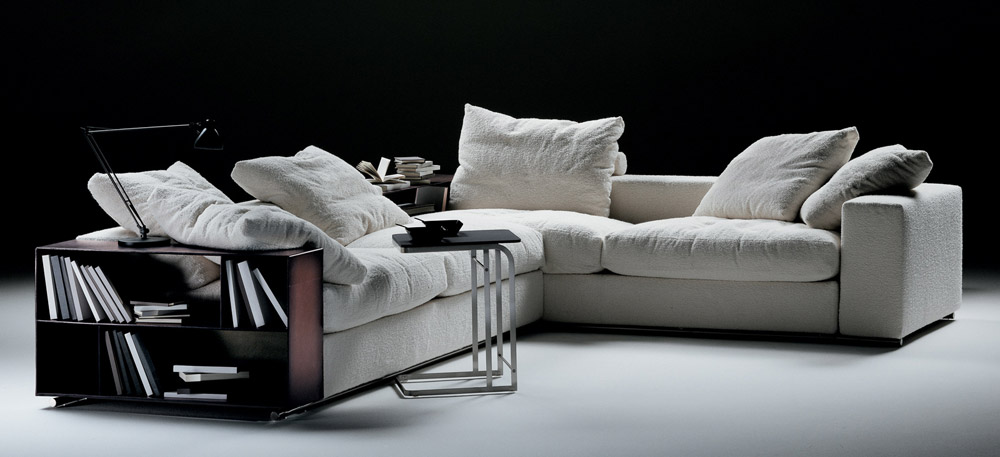 Groundpiece divano componibile Flexform  Arredica