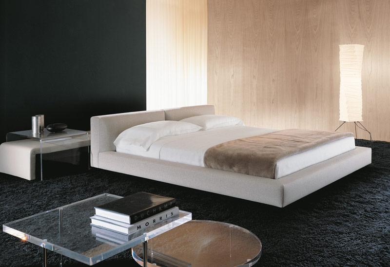 Kline Bed letto matrimoniale in stile anni 70  Arredica