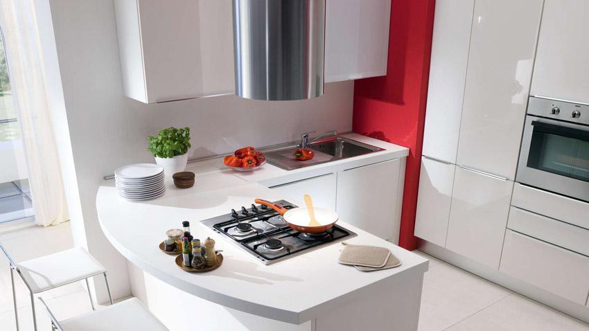 Cucine Moderne Lombardia di Chateau dAx  Arredica