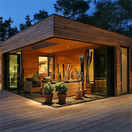 Bergman Werntoft House casa ecosostenibile e minimal in