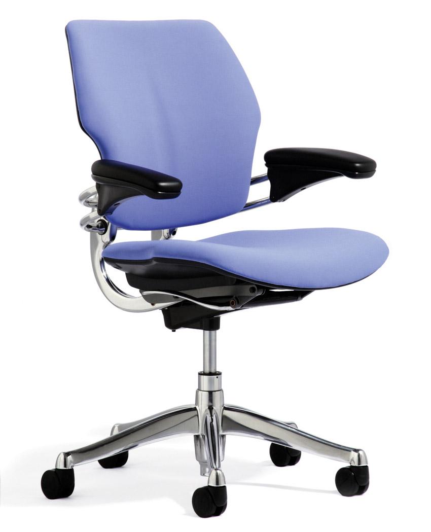 Sedie da ufficio il design ergonomico di Humanscale